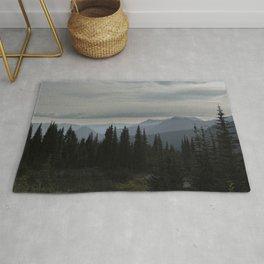 Forest Alpine Rug