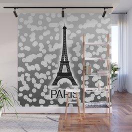 Paris: City of Light, Eiffel Tower Wall Mural