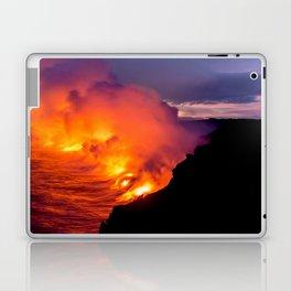 Sea of Flames Laptop & iPad Skin