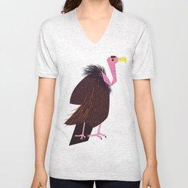 Vulture Unisex V-Neck