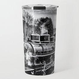 Philadelphia 61269 Black And White Travel Mug
