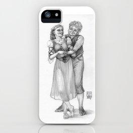 A Halfling Wedding iPhone Case