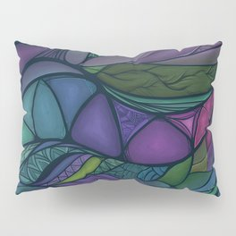 Flow of Time Pillow Sham