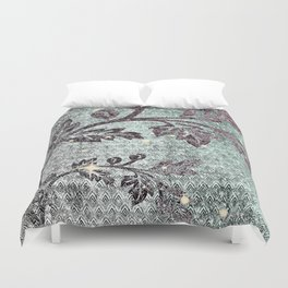 Party theme [Winter Year] Duvet Cover