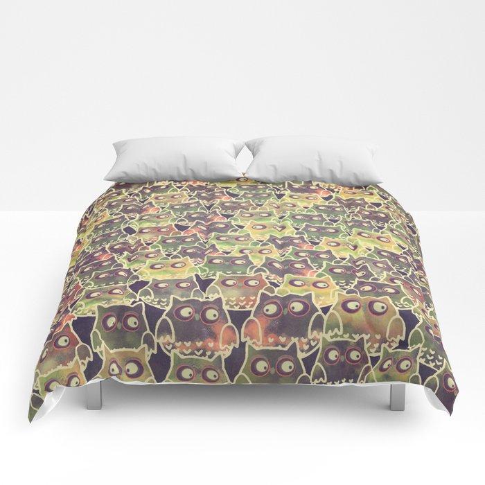 owl-83 Comforters