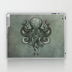 Grey Dectapus Laptop & iPad Skin