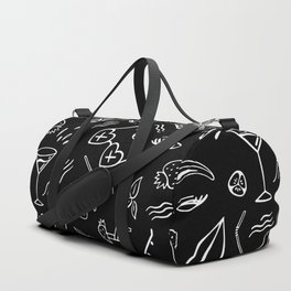 Summer fragment Duffle Bag