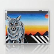 Geometric Coyote Laptop & iPad Skin