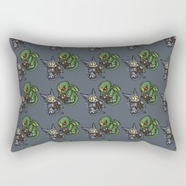 Eldritch Erudites Rectangular Pillow