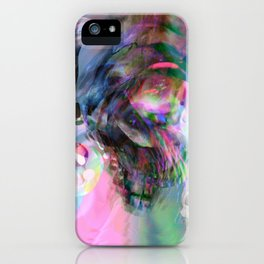 Immortality vs death iPhone Case
