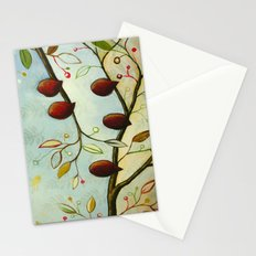 Choir of Five Stationery Cards