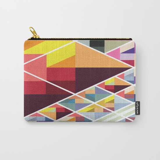 Let's Stick Together Carry-All Pouch