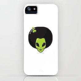 Alien Power iPhone Case