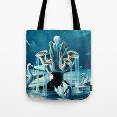 Everlasting Blues Tote Bag