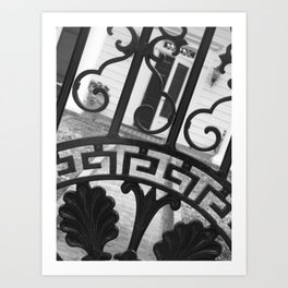 The Special House Art Print