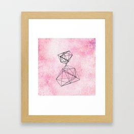 Where Love Begins Framed Art Print