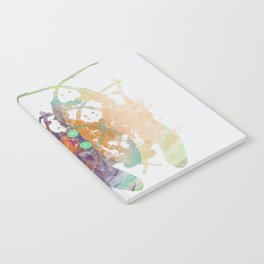 Inknograph II- Ink blot Art Notebook