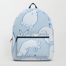 Arctic Pattern Backpack