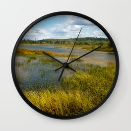 To Free Your Mind Wall Clock