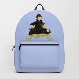 The Holmesly Trinity Backpack