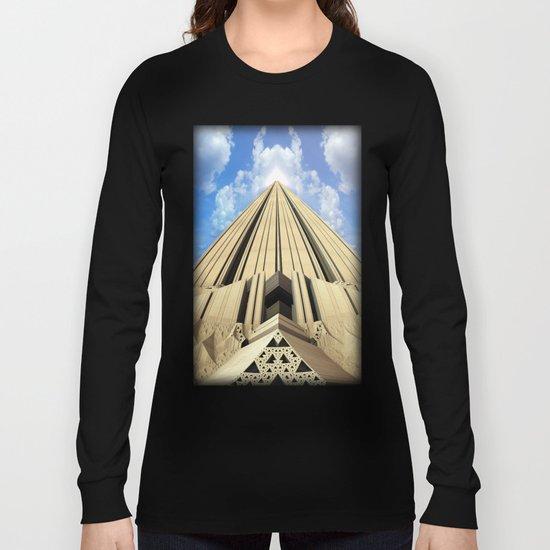 Pyramid of the Daylight Long Sleeve T-shirt