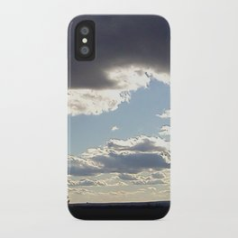 View From Up Here iPhone Case