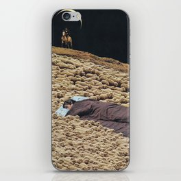 Counting Sheep iPhone Skin