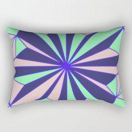 into off Rectangular Pillow