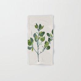 Eucalyptus Branch Hand & Bath Towel