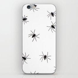 Creepy Spiders iPhone Skin