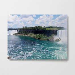 Niagra Falls 3 Metal Print