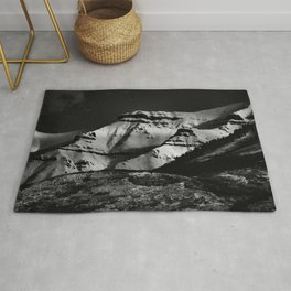 The Mighty Fortress Of Solitude Rug