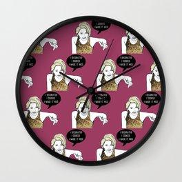 I made it nice Wall Clock