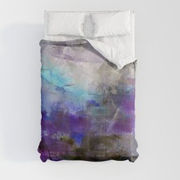 Dream Encounters No.12B by Kathy Morton Stanion Comforters