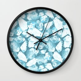 Mosaic magic Wall Clock