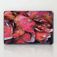 maryland iPad Cases featuring That's what Maryland does by Jordan Virden
