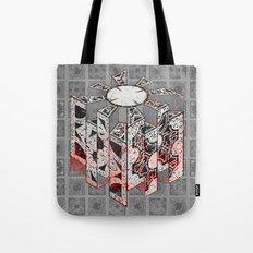 Hellraiser Puzzlebox D Tote Bag