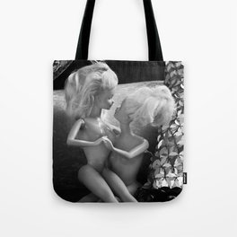 Girlfriends. Tote Bag