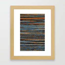 Empilement  Framed Art Print