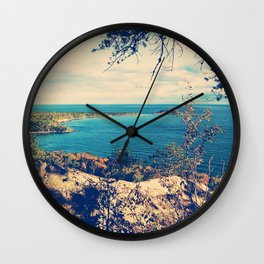 Sugarloaf Mountain Wall Clock