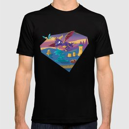 Spyro The Dragon T-shirt