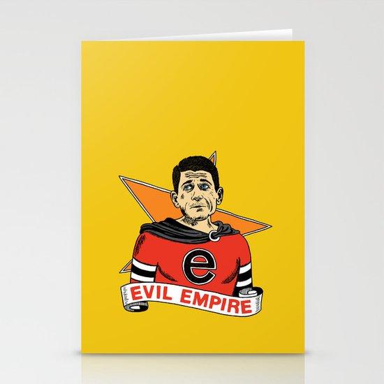 Ryan's Evil Empire Stationery Cards