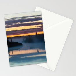 Mists of June Stationery Cards