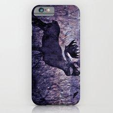 In The Woodlands, Far Far Away (purple version) iPhone 6s Slim Case