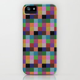 Colour Clay iPhone Case