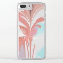 Dreamland Clear iPhone Case