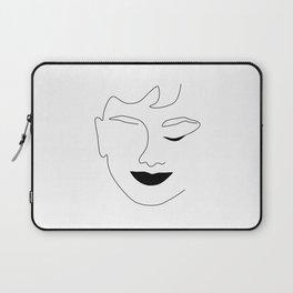 Happy Audrey Laptop Sleeve