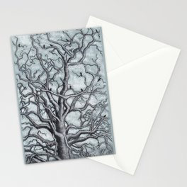 The Dead Tree Stationery Cards