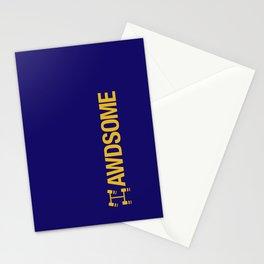AWDSOME v1 HQvector Stationery Cards