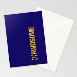 AWDSOME v1 HQvector Stationery Cards